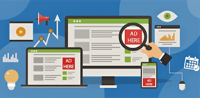 Ads ready blogger template free download