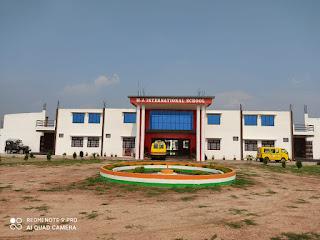 एमजे इण्टर नेशनल स्कूल को मान्यता मिलने से विद्यालय में खुशी | #NayaSaberaNetwork