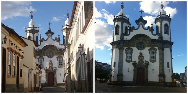 Igreja Nossa Senhora do Carmo - São João del Rei - MG