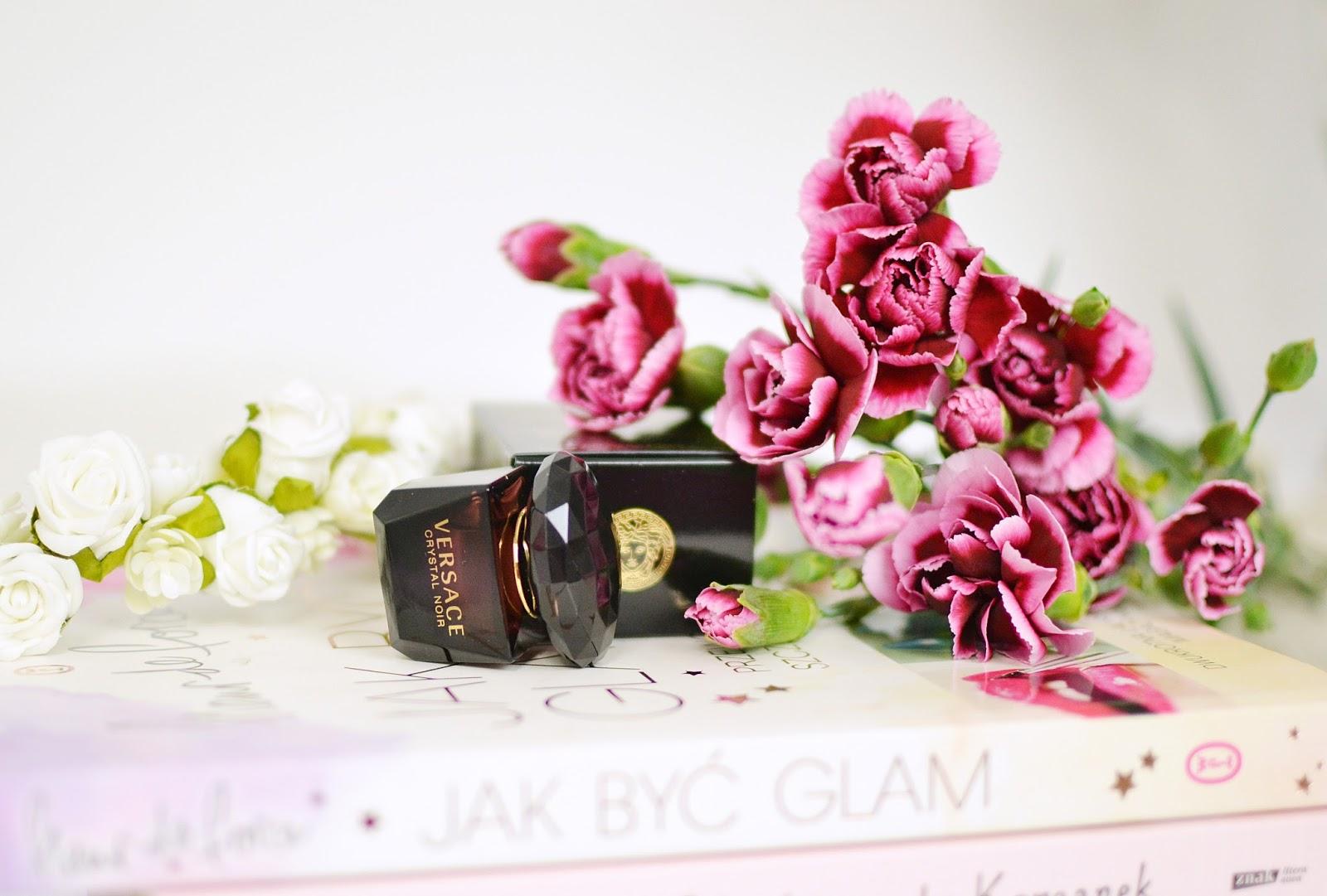 EDT Versace Crystal Noir Zapach Perfumy Woda Toaletowa