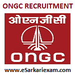ONGC Executives Recruitment