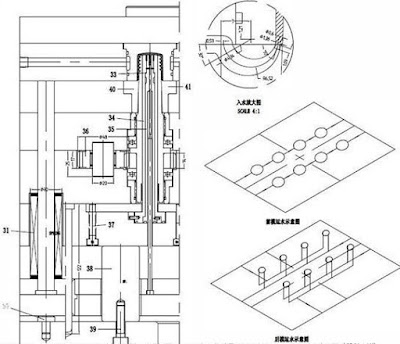 Plastic Injection Molds Design