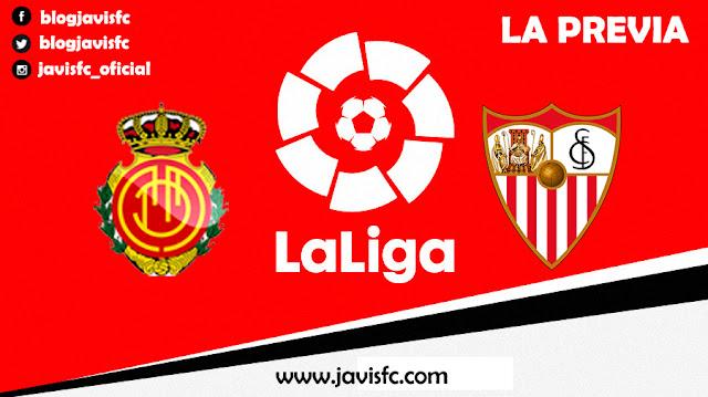 Previa RCD Mallorca - Sevilla FC