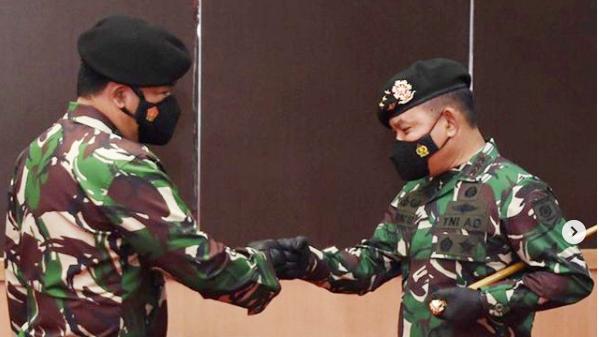 Sebut 'Semua Agama Benar di Mata Tuhan', Dudung Didoakan jadi Panglima TNI