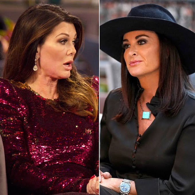 Lisa Vanderpump Hints At Possibility Of Reconciling With Kyle Richards!