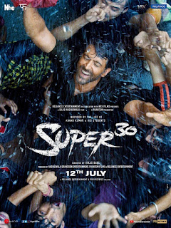 Super 30 First Look Poster 5