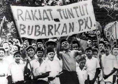 Sejarah Pembubaran Partai Komunis Indonesia