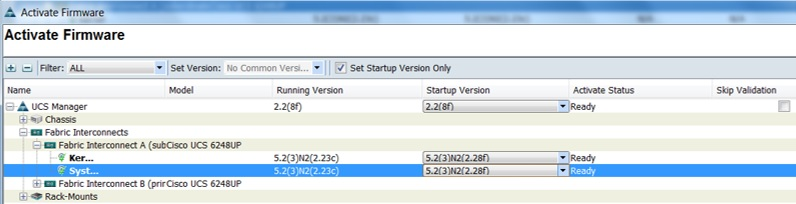 Systems Inside: Step-by-Step - Cisco UCS Firmware Upgrade