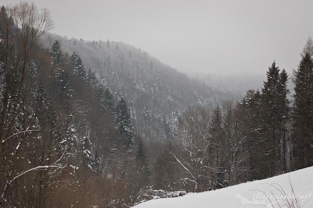 góry z dziećmi, dziecko w podróży, rodzinny trekking zimowy