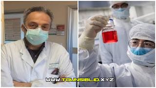 """الدكتور حاتم الغزال يؤكد ان لقاح صيني جاهز بعد تجربته على آلاف الأشخاص وسيتم توزيع 600 ألف جرعة.. على الدولة التونسية التحرّك فورًا"""""""