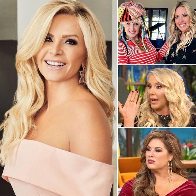 "Tamra Judge Leaks Message From Braunwyn Windham-Burke's Mom Dr. Deb And Calls Out Shannon Beador And Emily Simpson; Says There's A ""Good Chance"" Of Her Returning To 'RHOC' For Season 16!"