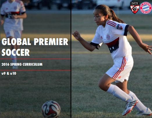 global premier soccer U9 - U10 PDF