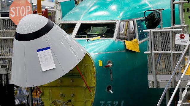 Hallan un nuevo riesgo potencial en los Boeing 737 MAX