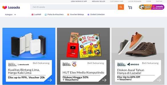 situs belanja online terbaik dan terlengkap paling terpercaya
