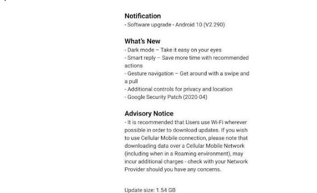 Nokia 6.2 Receiving Android 10 Update, Comes With April 2020 Security Patch