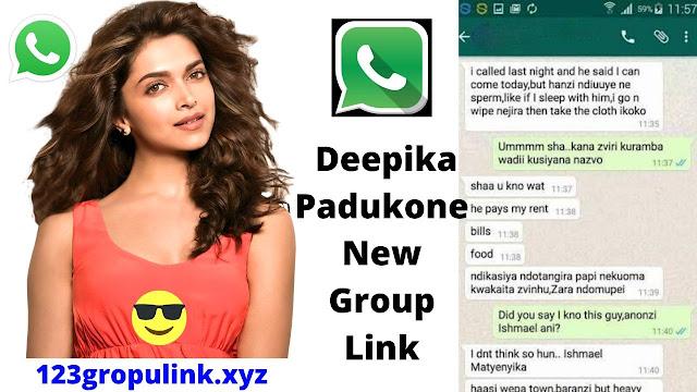 Join 10+ Deepika Padukone WhatsApp Group Link 2020