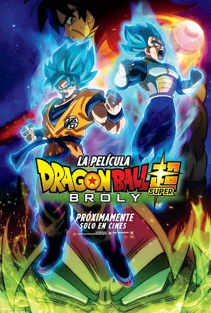 Dragon ball Super Broly[Latino] [OneDrive] [GoogleDrive] [Gratis] [HD]