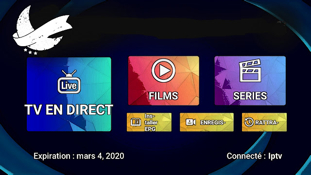 The First IPTV APPLICATION ANDROID , AND LIVE TV FOR FREE 2020 - IPTV KINGDOM