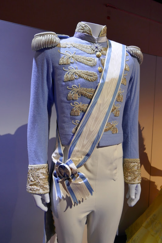 Cinderella Prince Charming wedding costume