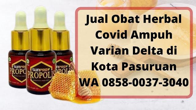 Jual Obat Herbal Covid Ampuh Varian Delta di Kota Pasuruan WA 0858-0037-3040