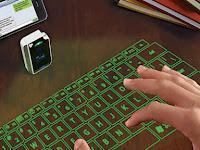 Cara Kerja Keyboard Laser Virtual