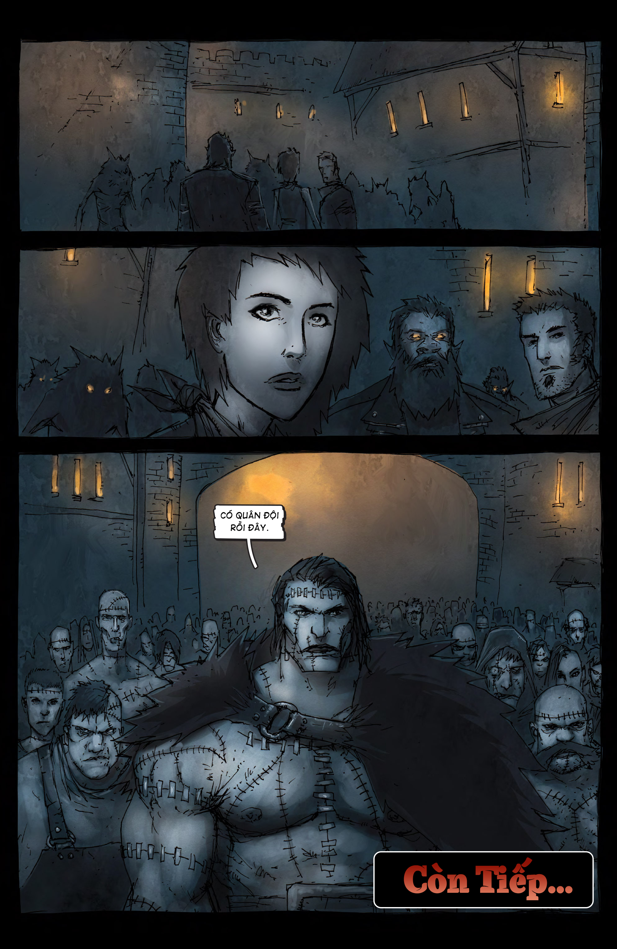 Broken Moon chương 3 trang 25