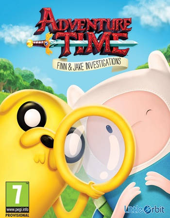 Adventure Time Finn and Jake Investigations PC Full Español