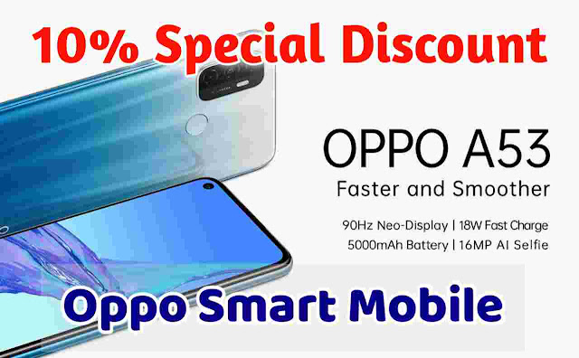 Top Oppo Smart Mobile Phones 2021 | by Oppo Mobile in 10% Special Discount , Under 10,000 to 15,000