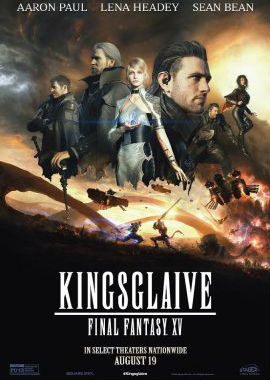 Baixar Filme Kingsglaive: Final Fantasy XV Legendado