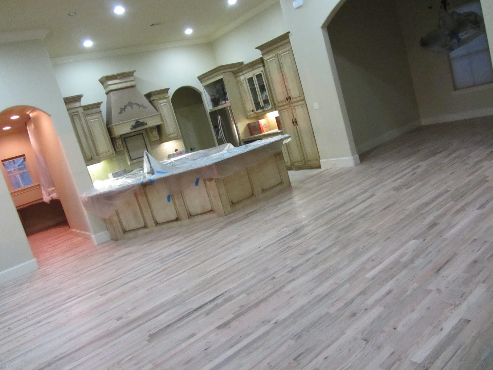 grey kitchen cabinets with wood floors gray kitchen floor wood