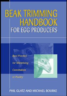 Beak Trimming Handbook for Egg Producers 1st Edition
