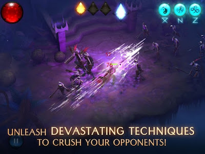 Download Bladebound Apk v0.38 (Mod Money) free