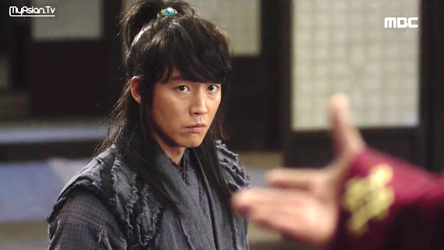 Shine or Go Crazy Episode 1 Jang Hyuk as Wang So