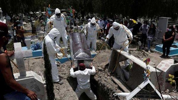América Latina supera las 100.000 muertes por coronavirus