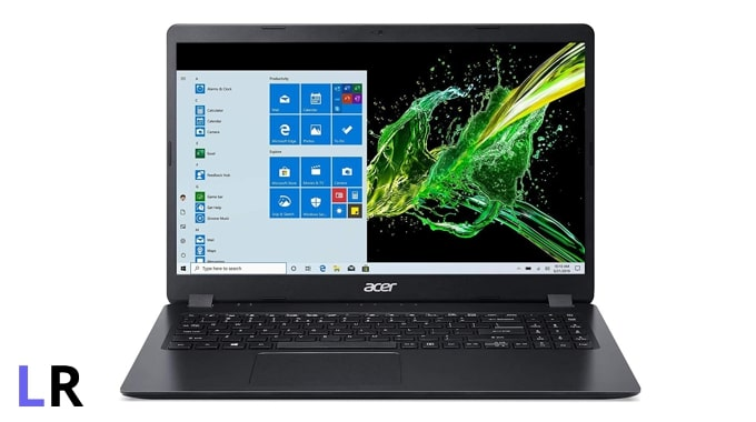 Acer Extensa 15 Ex215-52-30GA laptop.