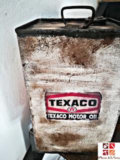 tunear latas de aceite