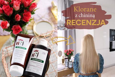 Klorane z chininą i witaminami z grupy B - szampon i odżywka | Recenzja - czytaj dalej »