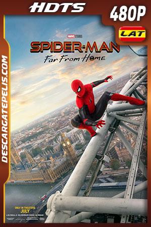 Spider-Man: Lejos de casa (2019) HDTS Latino