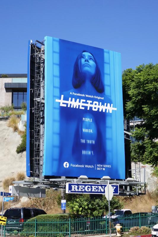Limetown season 1 billboard