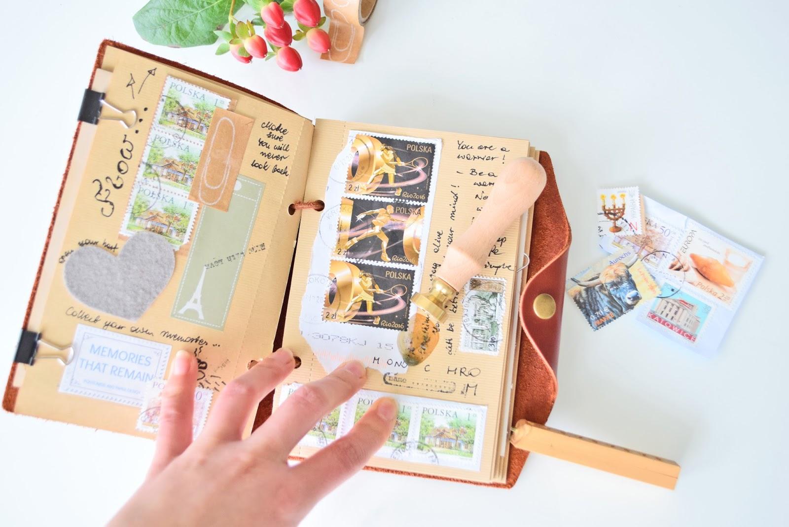 znaczki do pamiętnika
