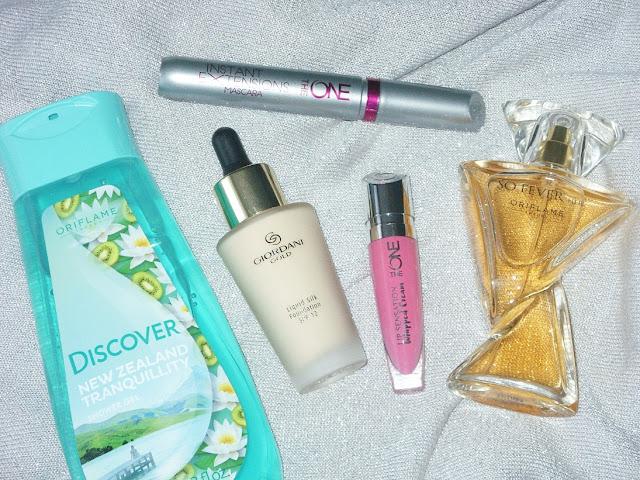 Kolejny post o kosmetykach Oriflame :)