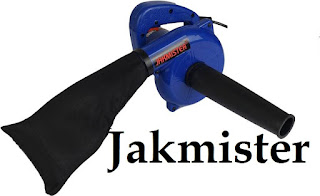 Jakmister Air Blower 600W with Vacuum Pouch