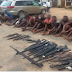 25 Criminal Elements Paraded by Abia State Police Command (Photos)