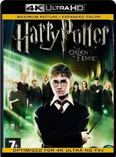 Harry Potter y la orden del Fénix (2007) Latino 4K Ultra HD [GoogleDrive]