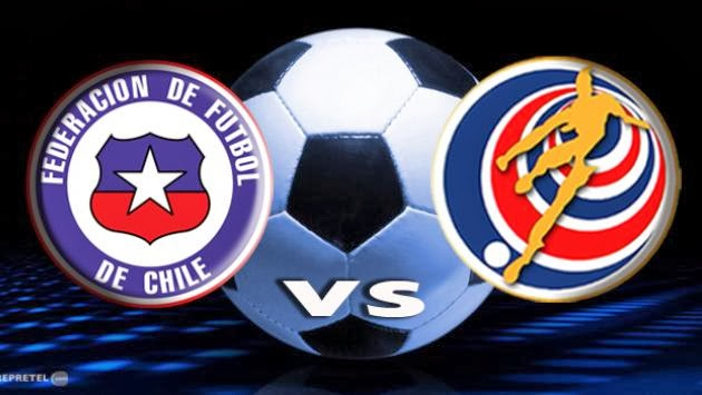 Chile vs Costa Rica en Vivo