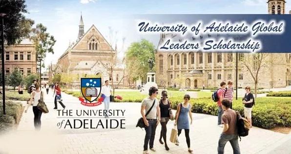University of Adelaide Global Leaders Scholarship