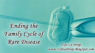 ending family cycle life's a polyp