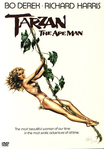 Poster Of Tarzan the Ape Man 1981 English 720p WEB-DL Full Movie Download