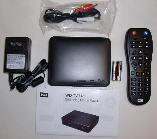 Western Digital WD TV Live Streaming Media Player | Reviews of Cool