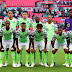 Nigeria still 31st in FIFA Ranking